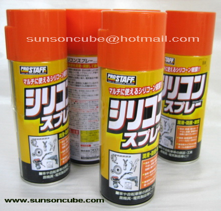 Silicone  Spray -  Pro Staff