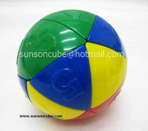 Magic Rubik Ball