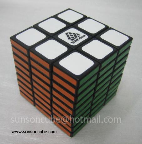 3x3x9 WitEden - I  / Black