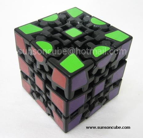 Gear cube ( Extreme ) - Black