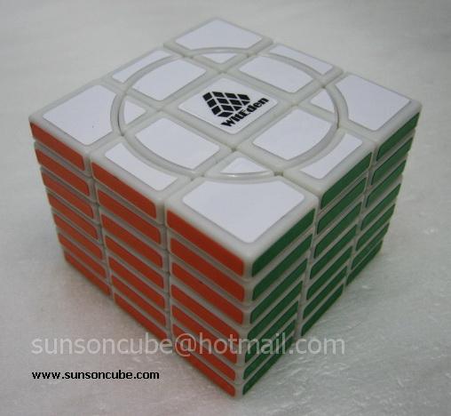 Super 3x3x7 - II : (01) WitEden - White
