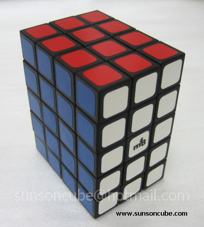 3x4x5 FF Mf8 - Black