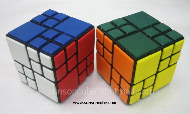 4x4x4 Banaged ( Ai ) CT / Black