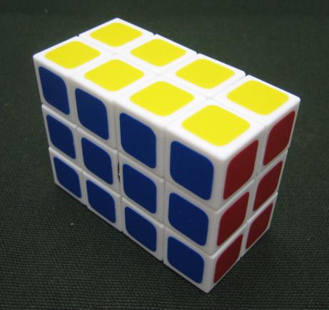 2x3x4 Mf8 / White