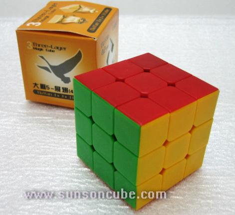 3x3x3 Dayan Zhanchi ( 42 mm. ) / Body color