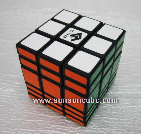 3x3x6 C4U Special ( 123 ) / Black