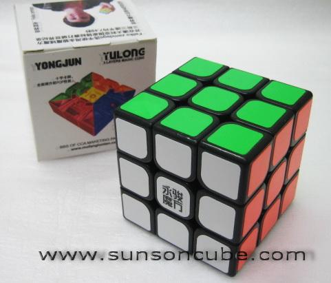 3x3x3 YJ YuLong / Black