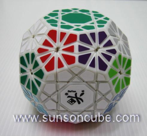 Gem Cube VI - Dayan  / White