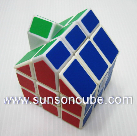 3x3x3 House Cube - I