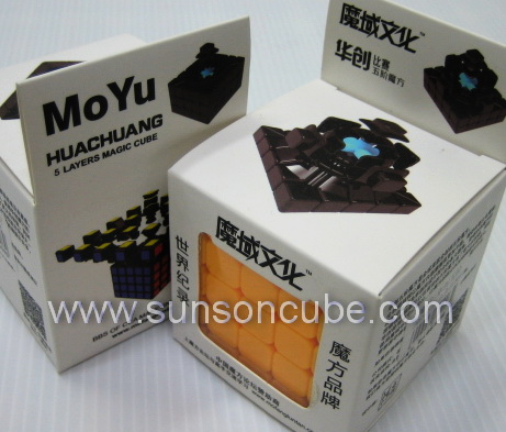 5x5x5 HuaChuang - Moyu / Body Color
