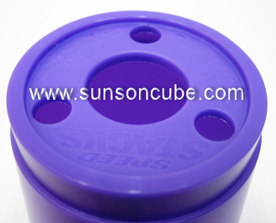 Speed Stacks  / Purple  ( ST )