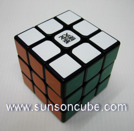 3x3x3 Moyu Aolong GT - Black