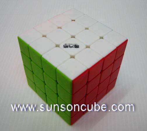 4x4x4 Qiyi - Strom (FengYun)  / Body Color