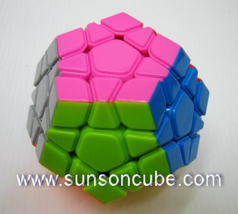 Megaminx YuHu R - YJ  / Body color