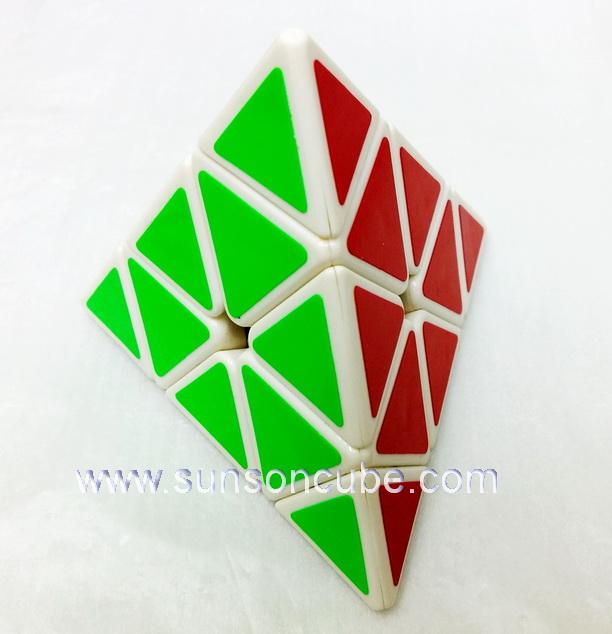 Pyraminx QiYi  / White