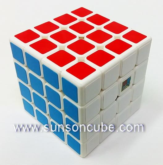 4x4x4 MoFangJiaoShi -MF4s  /  White