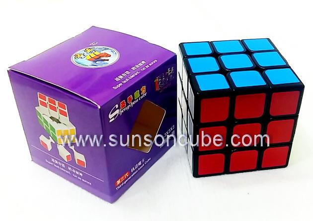 3x3x3 SS ( Aurora ) - Black