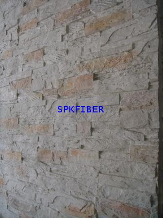 กำแพงหินสังเคราะห์