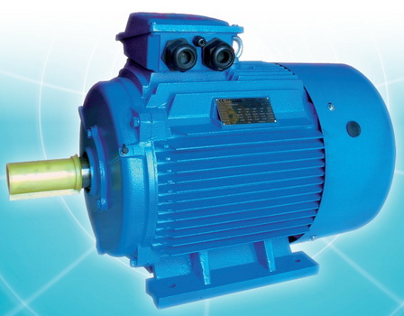 มอเตอร์อินไลน์ Inline Motor ขนาด 5.5 แรงม้า 2 โพล 3000 รอบ