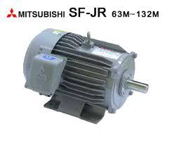 มอเตอร์มิตซูบิชิ 1 แรงม้า รุ่น SF-JR 1 HP 4 P