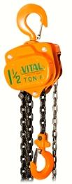 VITAL รอกโซ่ ไวทัล รุ่น VP-5  1 1/2 Ton.