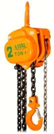 VITAL รอกโซ่ ไวทัล รุ่น VP-5-20    2 Ton.