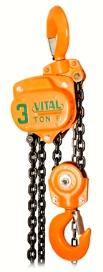 VITAL รอกโซ่ ไวทัล รุ่น VP5-30    3 Ton.