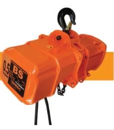 KOBEC รอกโซ่ไฟฟ้า โคเบค KOBEC ขนาด 0.5 ตัน รุ่น BS-0.5S