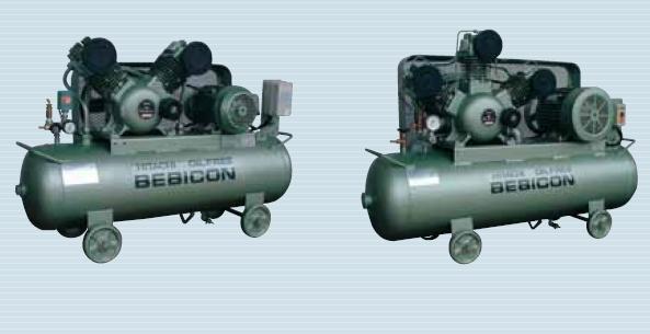 HITACHI OIL FREE BEBICON Model : 0.75OP-9.5GS5A