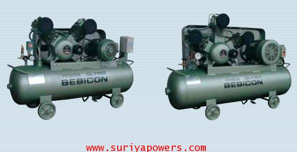 HITACHI OIL FREE BEBICON Model : 7.5OP-8.5V5A