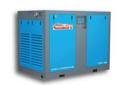 ปั๊มลมสกรู โซแม็กซ์ SOMAX SCREW COPMPRESSOR 7.5 แรงม้า รุ่น SMB-7.5A