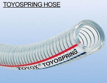 สายลม ท่อลม โตโยกซ์ Toyox รุ่น Toyospring TS-6