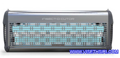 เครื่องไฟดักแมลงแบบช็อต WINNER รุ่น : WNEx-20W/L