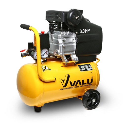 VALU รุ่น BM2024 ปั๊มลมขับตรง 3HP 24L