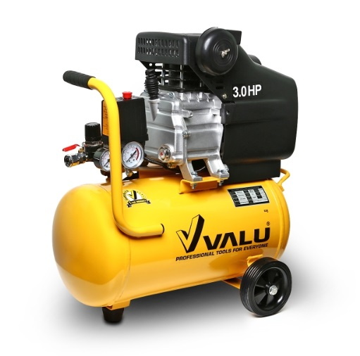 VALU รุ่น BM2050 ปั๊มลมขับตรง 3HP 50L
