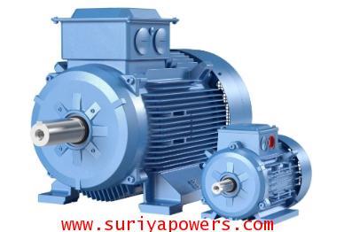 ABB Motor เอบีบี 0.75KW 2P ขาตั้ง M2BAX 80MA2