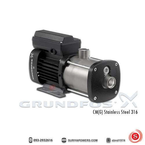 กรุนด์ฟอส Grundfos รุ่น CM25-3-G(380V)