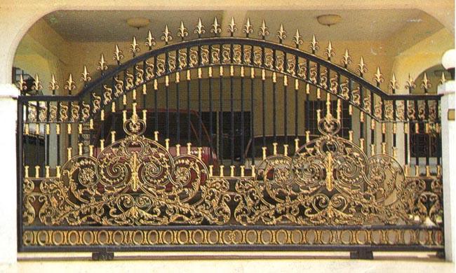 ประตูอัลลอยลาย ป N 18