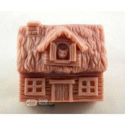 แม่พิมพ์สบู่ 3D รูปบ้าน ขนาด 85 กรัม ราคา 450 บาท