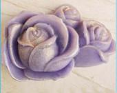 แม่พิมพ์ซิลิโคน รูปดอกกุหลาบ