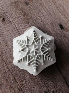 แม่พิมพ์ รูปหิมะ