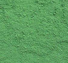 iron oxide สีเขียว