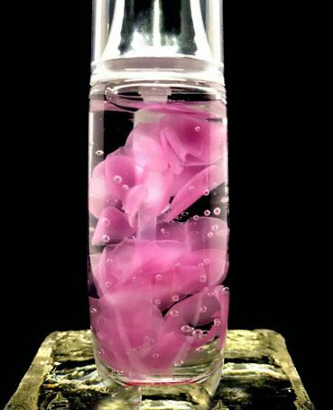 บีทกลีบดอกไม้สีชมพู 30 g.