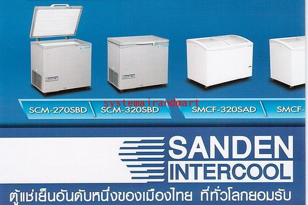 ตู้นอนฝาทึบโช๊คอัพ SANDEN รุ่น SNH-0103N 3
