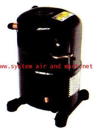 คอมเพรสเซอร์แอร์ ลูกสูบ กุลธร รุ่น AW5528EK ขนาด 24200 BTU 1