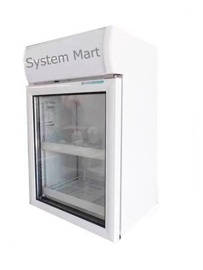 ตู้แช่ SANDEN ตู้แช่เย็น ตั้งบนเคาน์เตอร์ รุ่นSCT-060SN 1