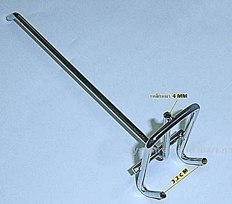 HOOK 10 นิ้ว รุ่นหัวเข็มขัด(ซื้อ 10 แถม 2) 2