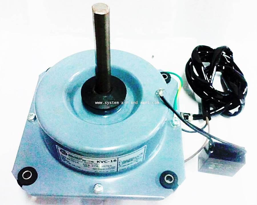 มอเตอร์พัดลมคอล์ยร้อน KVF3F503A 2