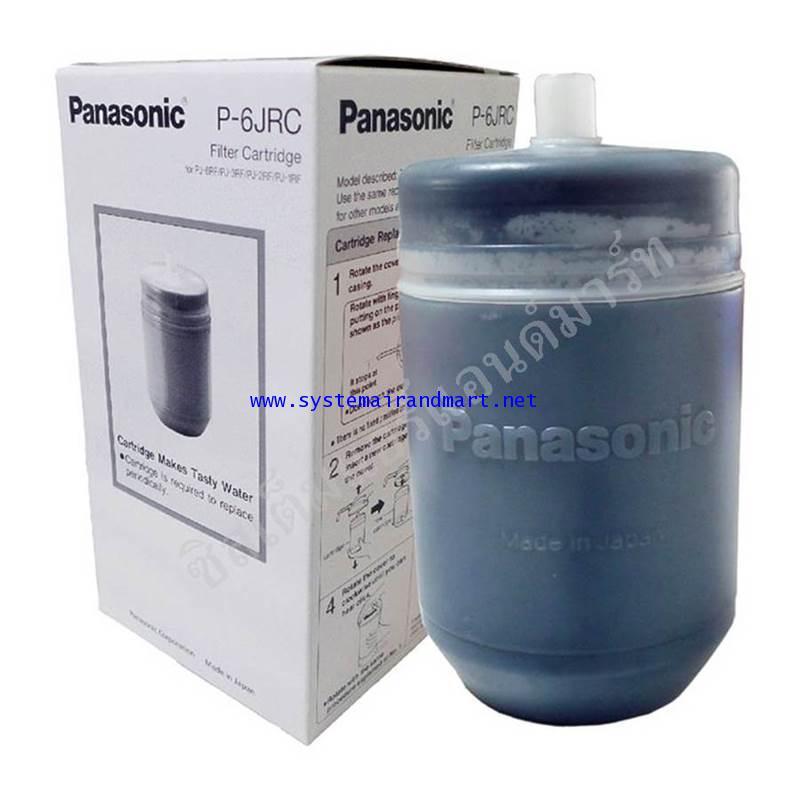 เครื่องกรองน้ำดื่ม Panasonic PJ-3RF 6.5 ลิตร(รุ่นเก่า)ค่าจัดส่ง100บ 8
