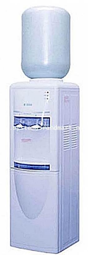 ตู้ทำน้ำเย็น-ร้อนแบบขวดคว่ำมีช่องเก็บของ LB-LWB1.5-5x7SANDEN INTERCOOL 1